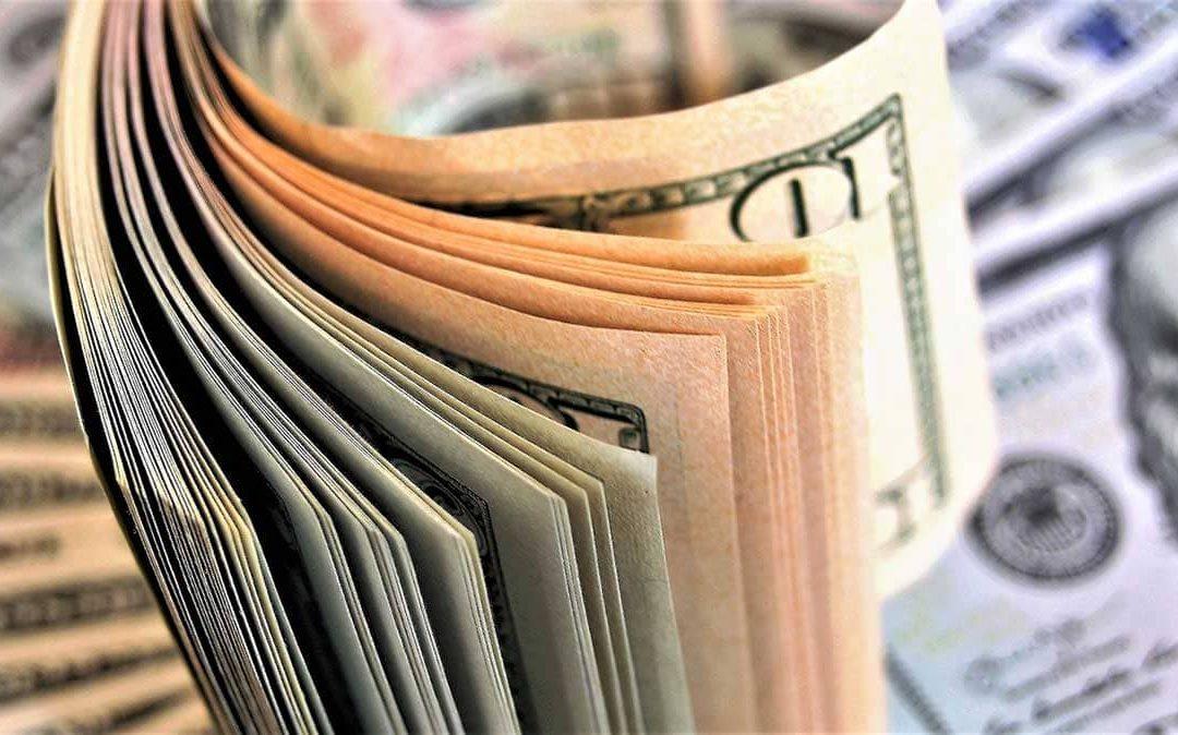 dollars image - Pixabay