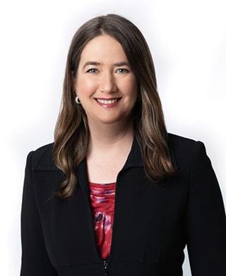 Tiffany N. Mody portrait on white background