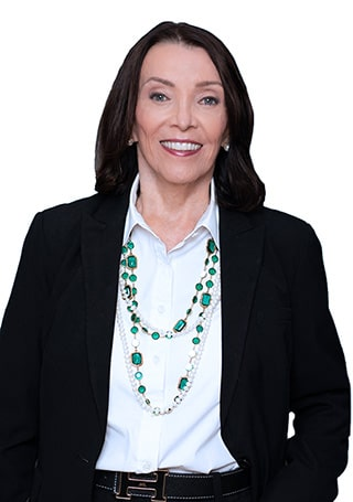 Nancy Gregoire Florida appellate law attorney portrait, white background